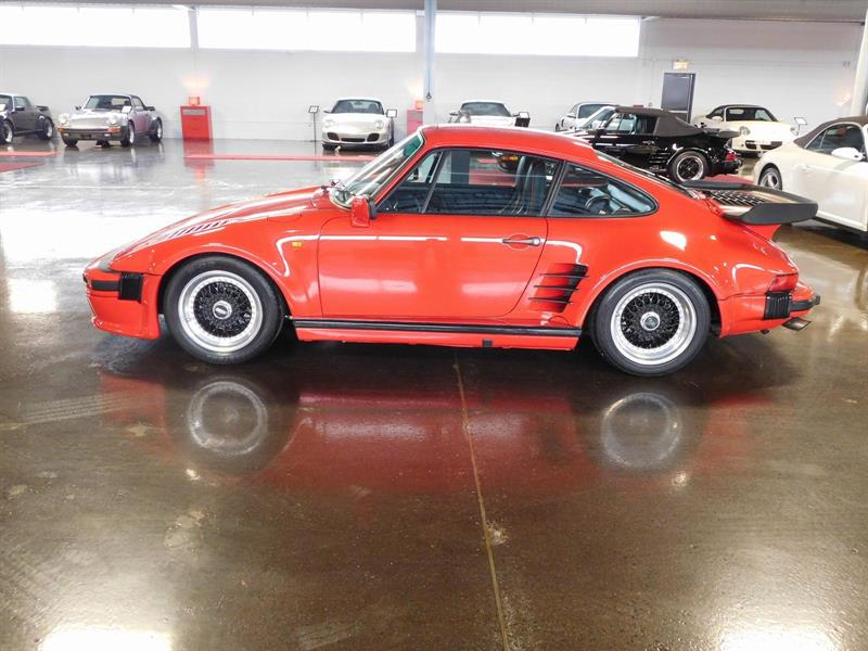 Porsche 930 TURBO 1986 SOLD! THANK YOU!