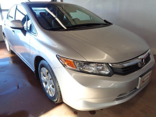 2012 Honda Civic Sedan LX #593R