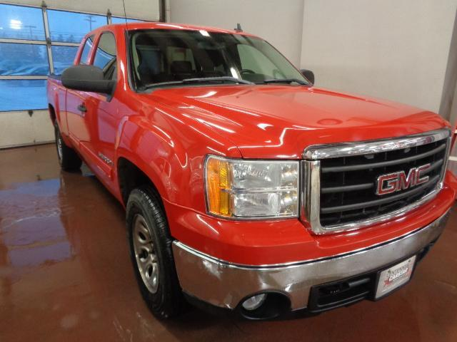 2007 GMC Sierra 1500 SLE #611R