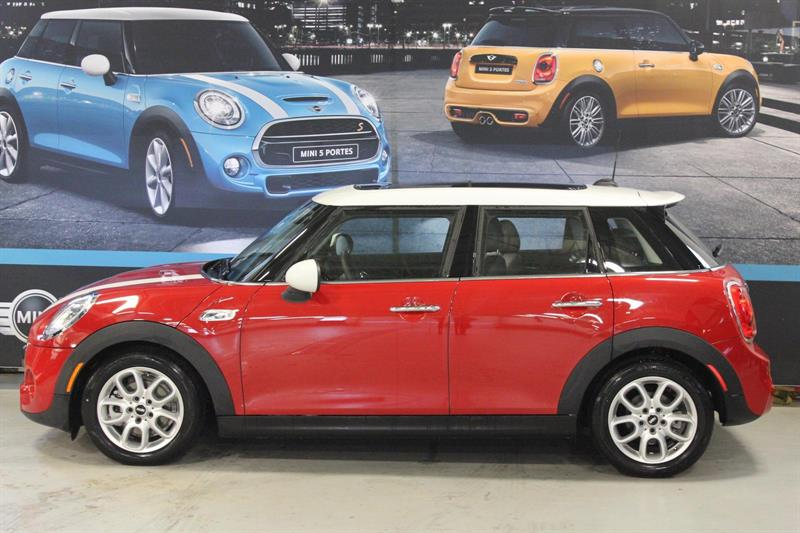 mini cooper hardtop automatique 2016 occasion vendre. Black Bedroom Furniture Sets. Home Design Ideas