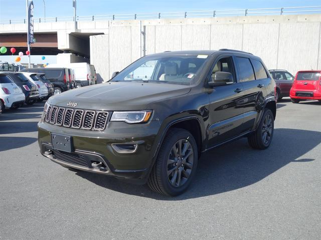 2017 Jeep Grand Cherokee Limited #17UP313