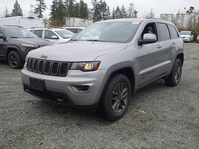 2017 jeep grand cherokee laredo new for sale in langley at willowbrook chrysler. Black Bedroom Furniture Sets. Home Design Ideas