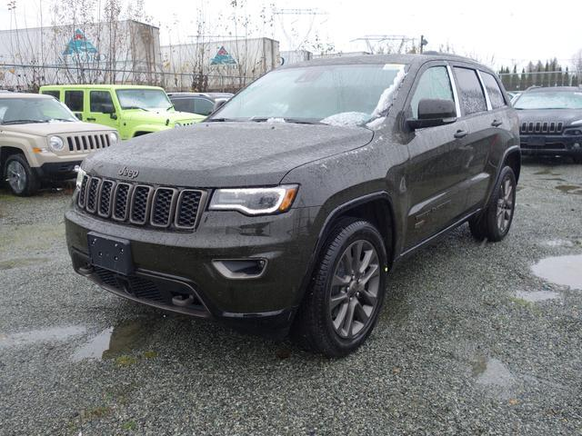 2017 Jeep Grand Cherokee Limited #18UP141