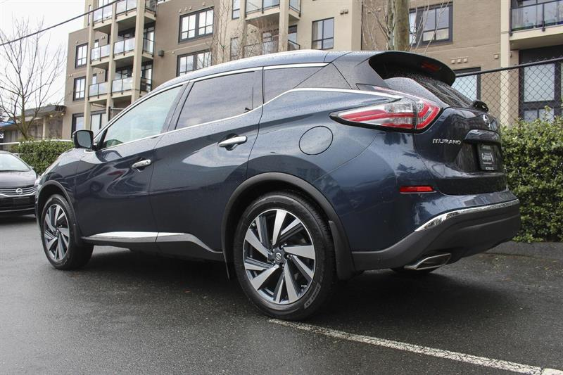 2016 nissan murano platinium awd used for sale in victoria at campus nissan. Black Bedroom Furniture Sets. Home Design Ideas