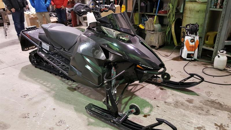 Arctic Cat XF 800 SNO PRO LIMITED HIGH COUNTRY 2013