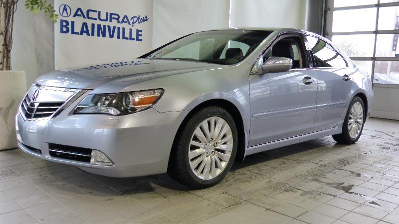 Acura RL 2011