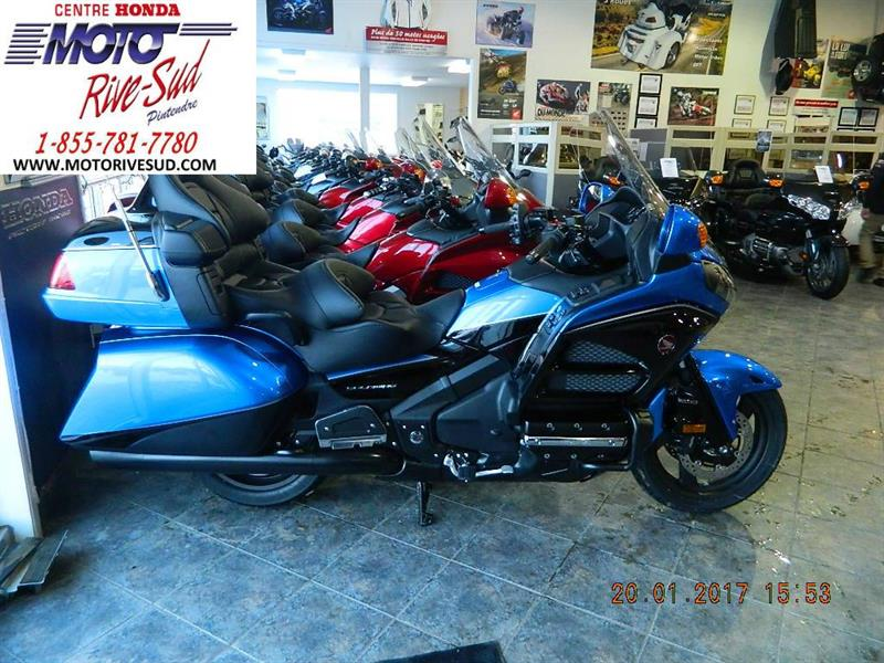 Honda GL 1800 GOLDWING  AL SE 2017