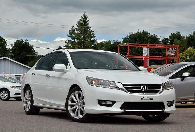 Honda Accord Sedan 2013 Touring #U-0287