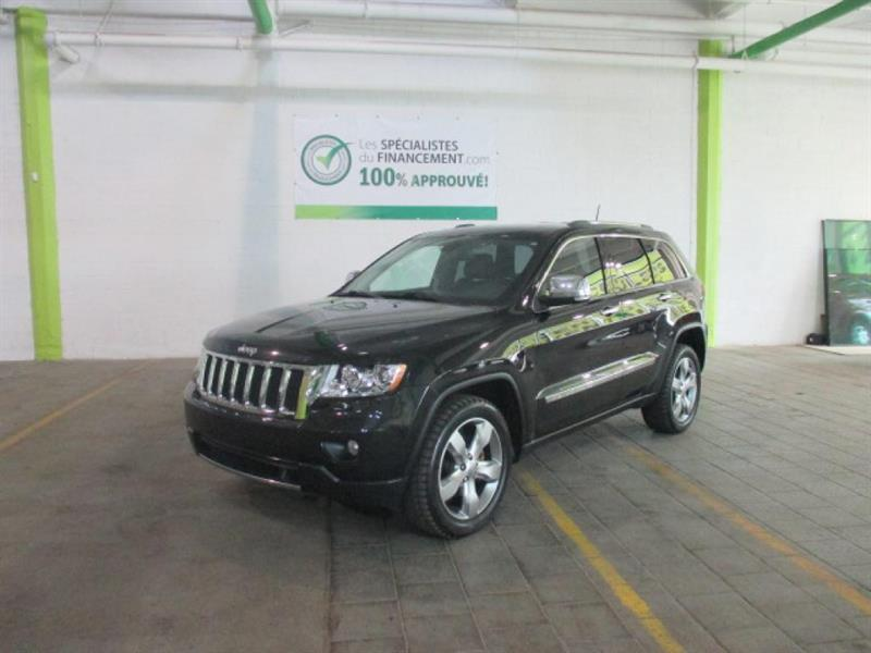 Jeep Grand Cherokee 2011 Limited #1253-07