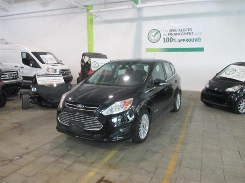 Ford C-max 2013 Hybride SEL, CUIR, GPS, PANO #1589-03