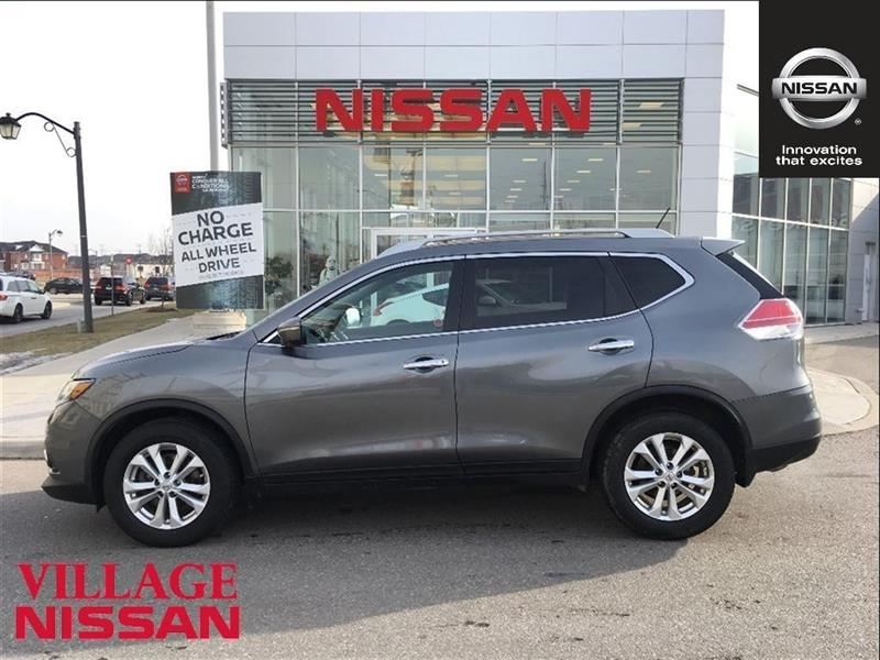 nissan rogue 2014 used for sale village nissan. Black Bedroom Furniture Sets. Home Design Ideas