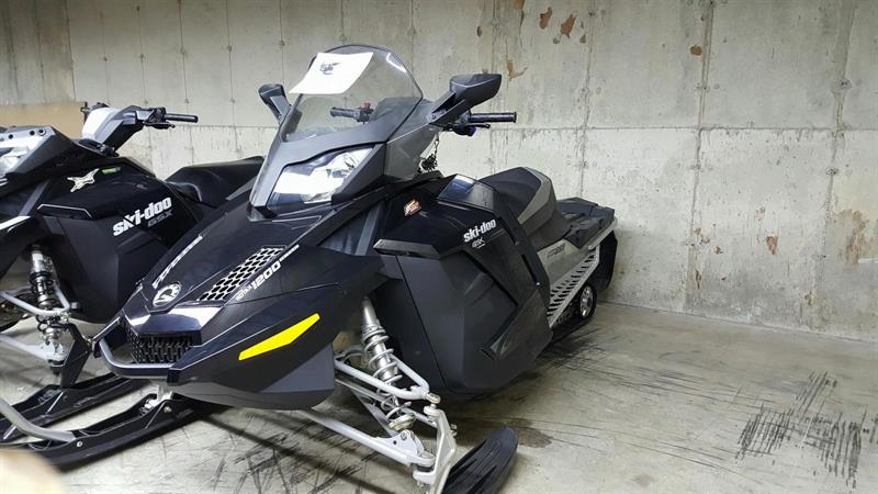 Skidoo GSX Limited 1200 2009
