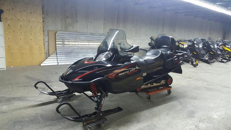 Arctic Cat T-660 turbo touring 2005