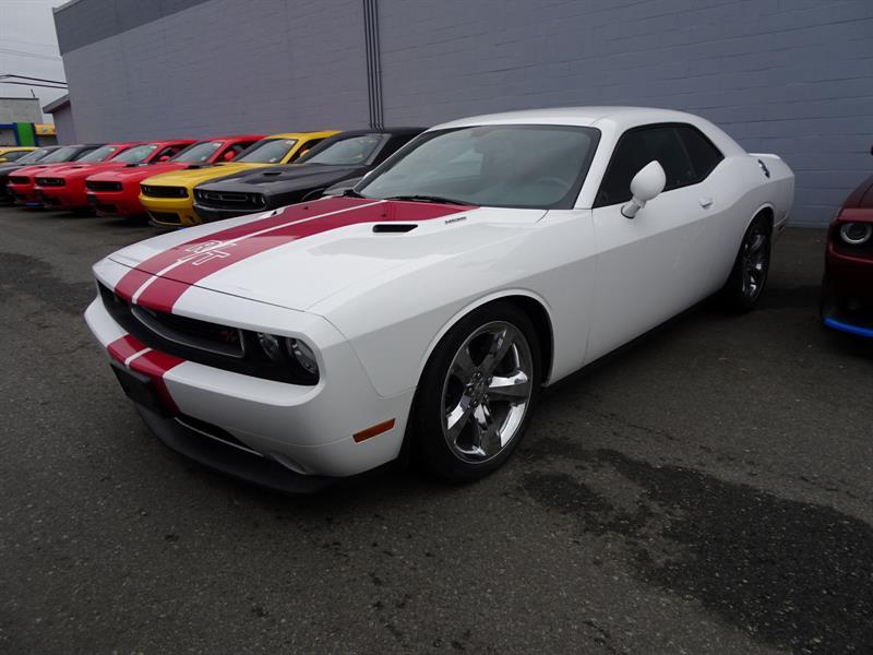 2013 Dodge Challenger R/T #17UP343A