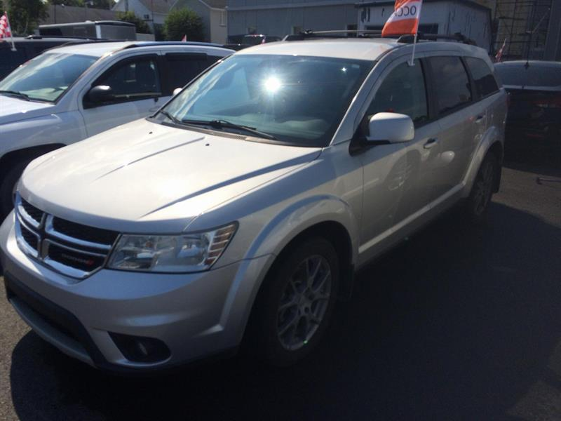 Dodge Journey 2013 SXT #U0066