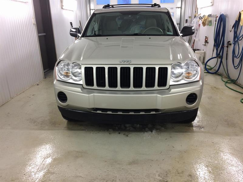 Jeep Grand Cherokee 2007 Laredo #16016A