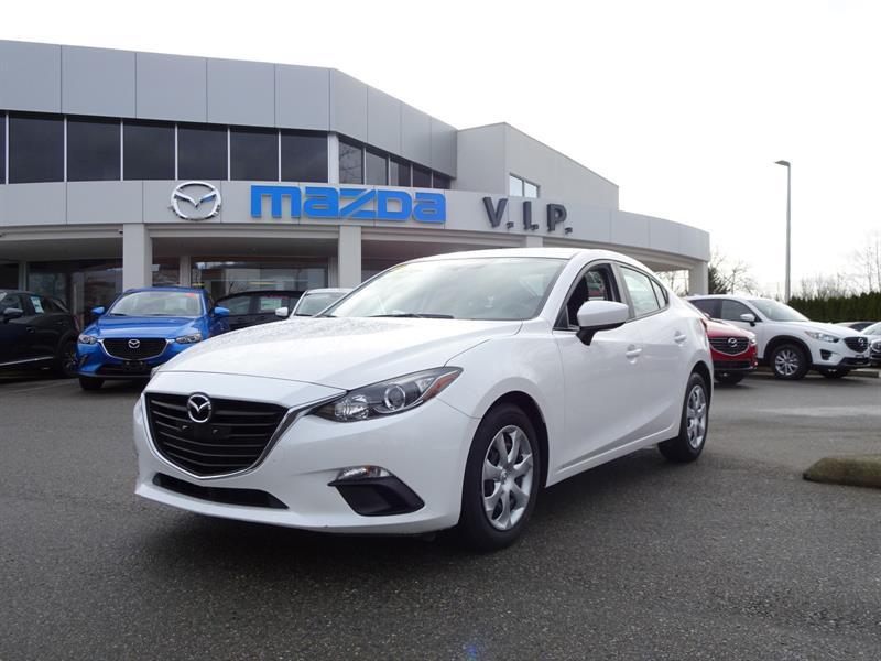 2015 Mazda 3 GX #L51669