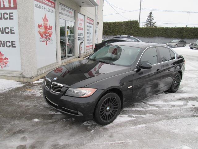 BMW 3 Series 2006 330xi, AWD, CUIR, TOIT #.AC5771