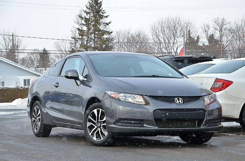 Honda Civic Coupe 2013 EX #U-0507