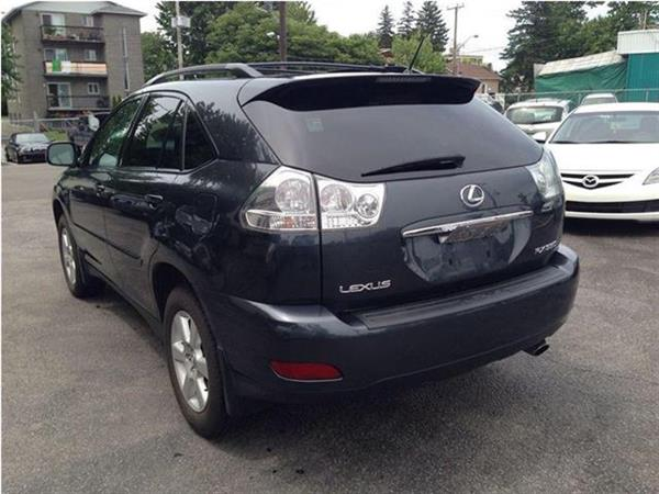 lexus rx 330 awd cuir toit 4x4 2004 occasion vendre laval chez auto shelby. Black Bedroom Furniture Sets. Home Design Ideas
