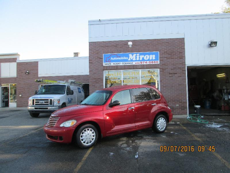 Chrysler PT Cruiser 2006 4dr Wgn #580516