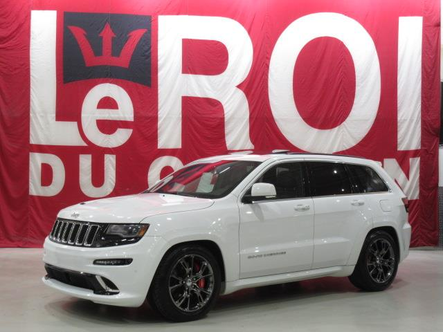 Jeep Grand Cherokee 2014 SRT8 6.4L 470HP ACC PANO #A6375