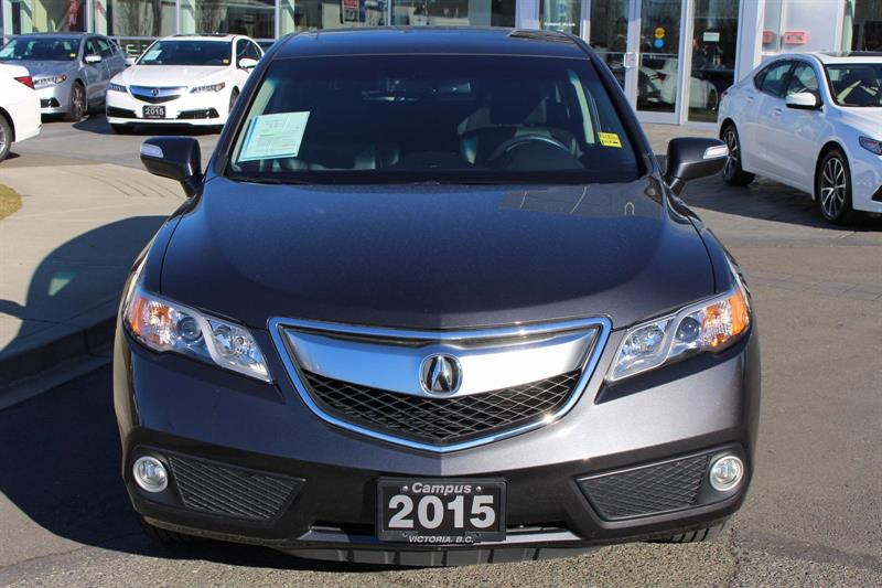 2015 acura rdx base used for sale in victoria at campus acura. Black Bedroom Furniture Sets. Home Design Ideas