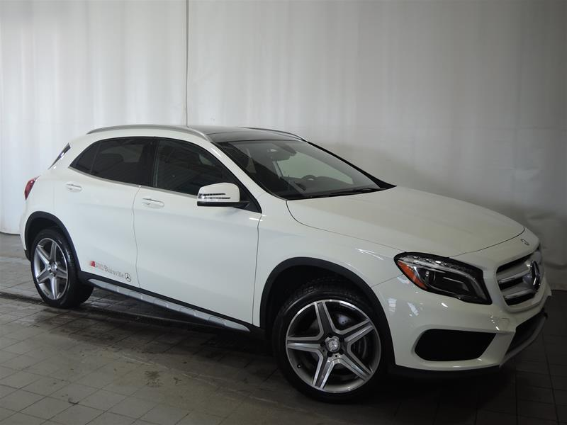 Mercedes-Benz GLA250 2017
