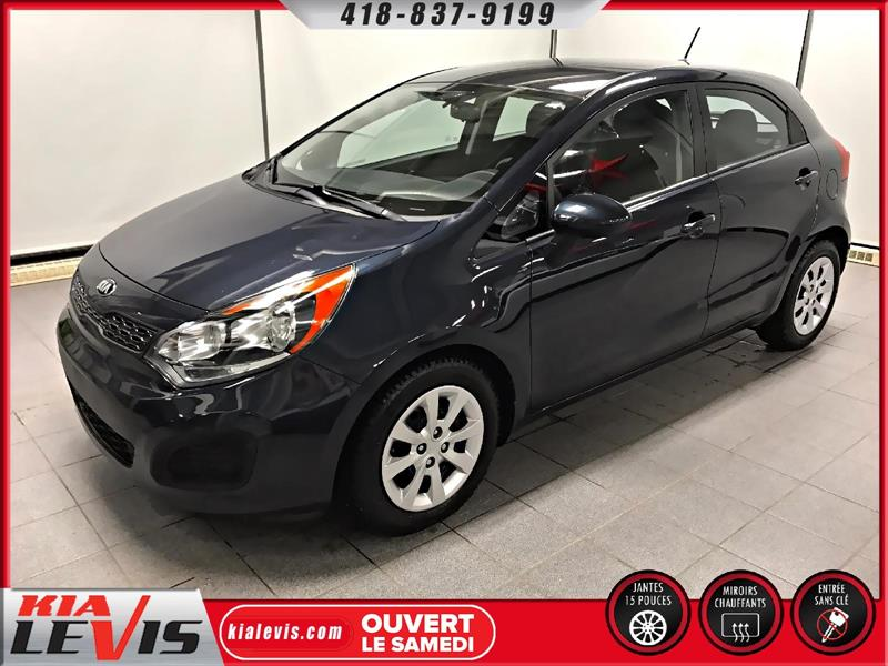 Kia Rio 5-door 2014 RIO5-LX+AUTOMATIQUE-FULL-AIR #18324A