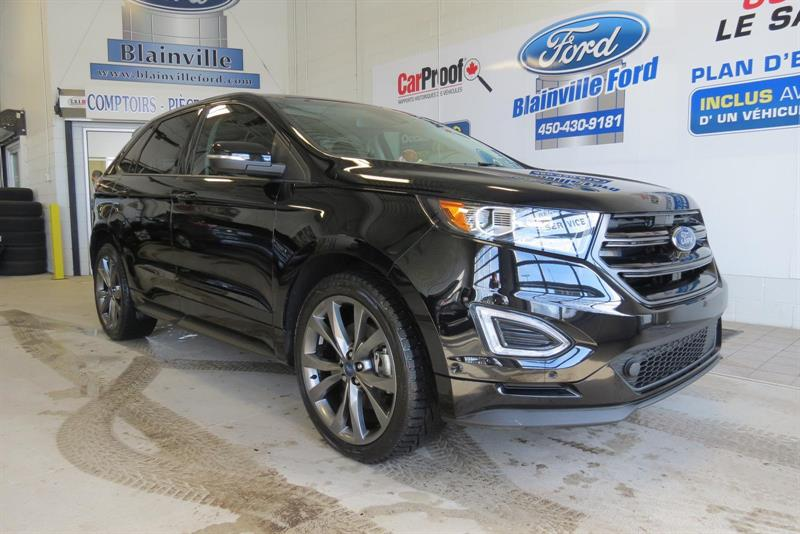 Ford EDGE 2016 SPORT AWD #160678