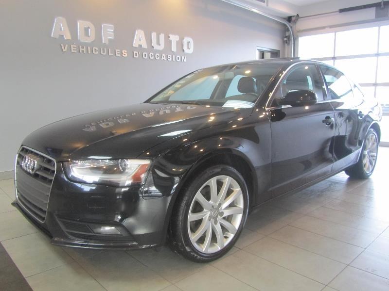 2014 Audi A4 KOMFORT QUATTRO #4151