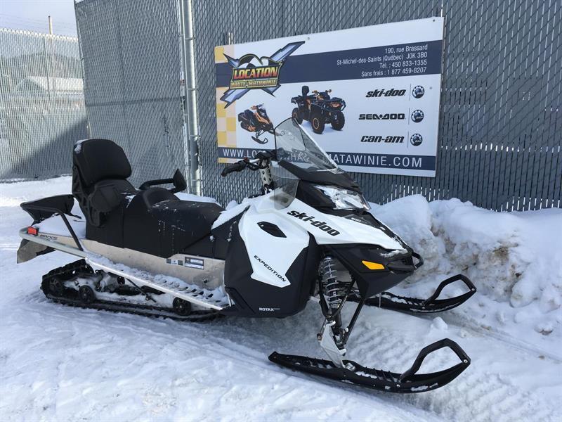 Ski-Doo EXPEDITION SP 900 ACE CHAUFFANTE ARRIÈRE 2017