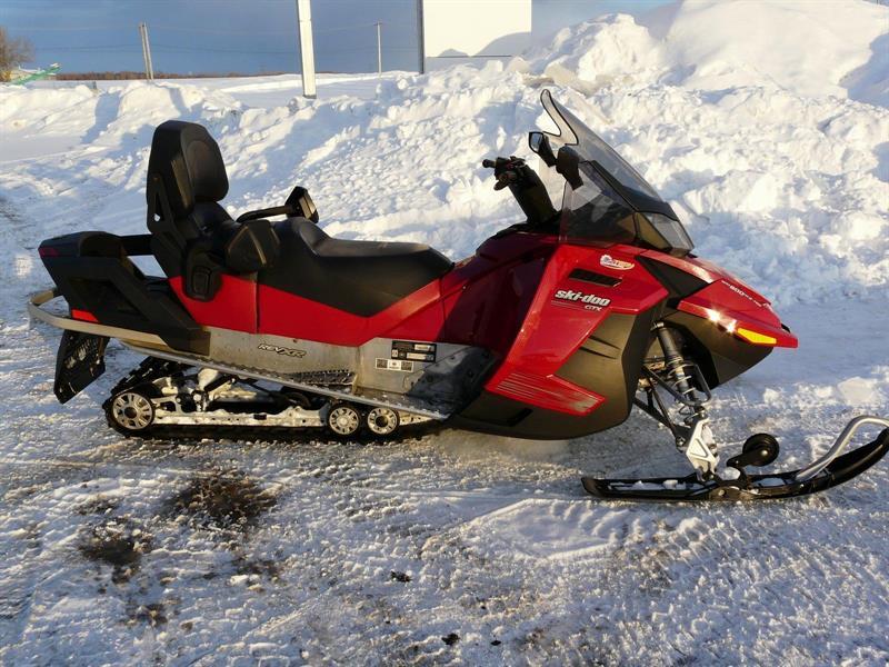 Ski-Doo GTX Limited 2009