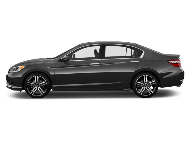 2017 Honda Accord Sedan EX-L V6 #H15386