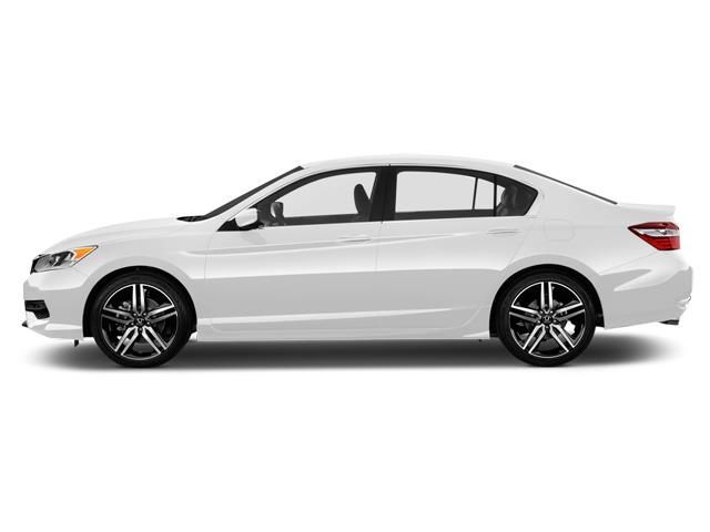 2017 Honda Accord Sedan EX-L V6 #H15419