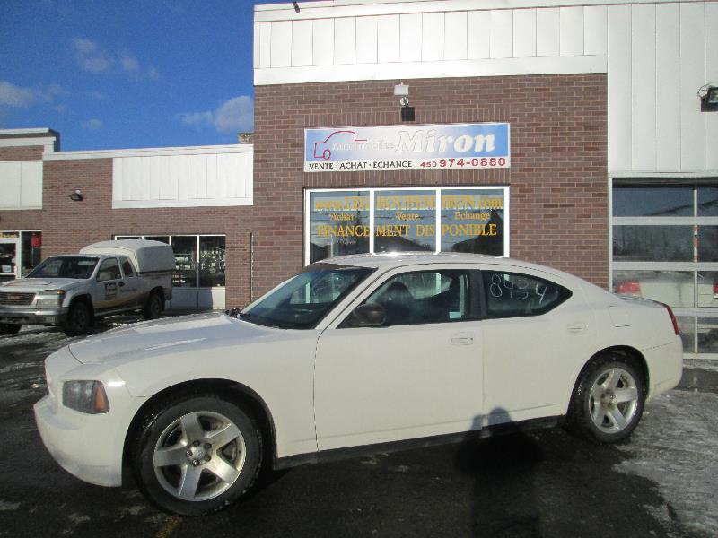 Dodge Charger 2009 4dr Sdn RWD #200117