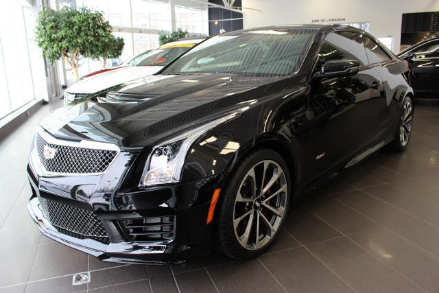 Cadillac ATS-V Coupe 2016 V6 3.6L Twin Turbo #K608040