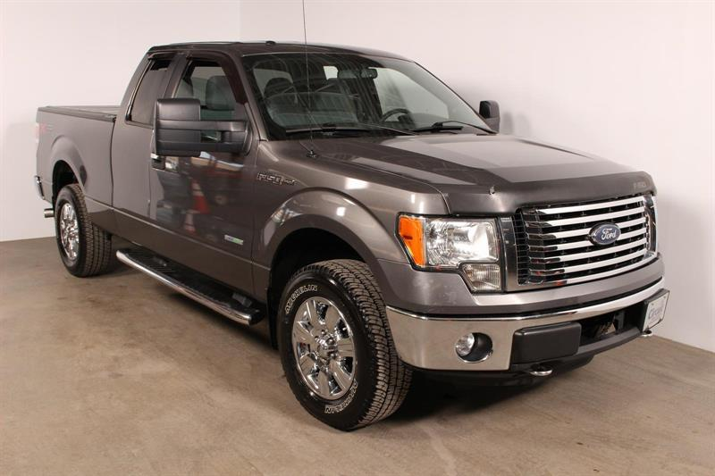 ford f 150 4x4 super cab 2012 occasion vendre montr al chez circuit ford lincoln. Black Bedroom Furniture Sets. Home Design Ideas