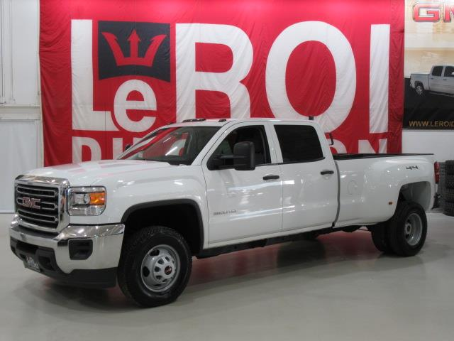 GMC Sierra 3500HD 2015