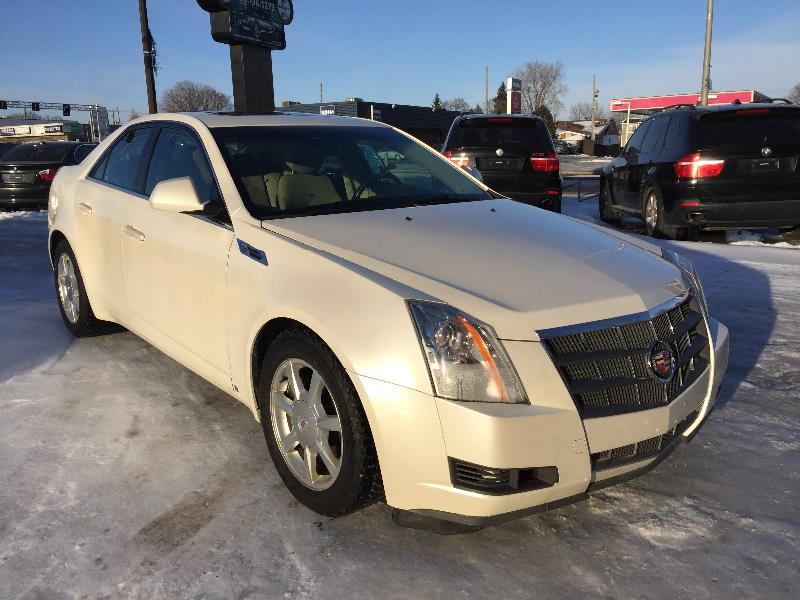 Cadillac CTS 2008 used for sale - Stock #3009 - Auto Shelby