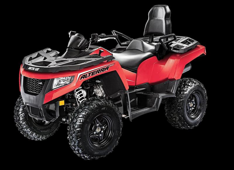 Arctic Cat ALTERRA TRV 500 XT 2017