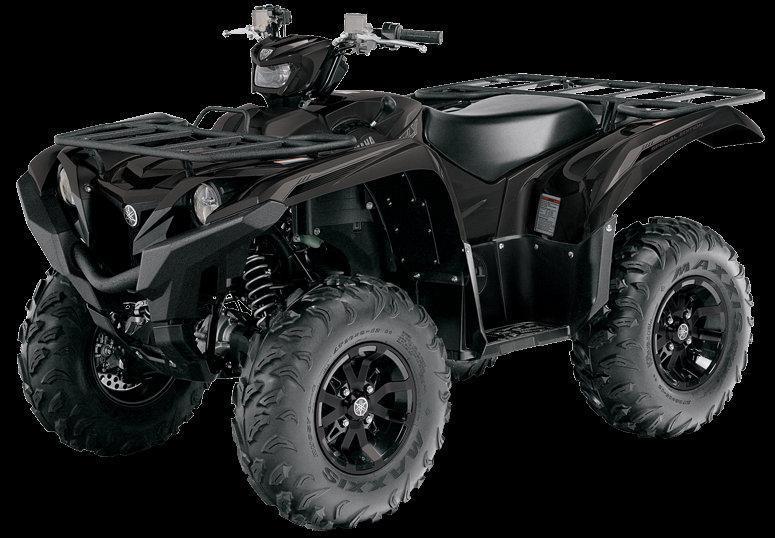Yamaha GRIZZLY 700 DAE SE 2017
