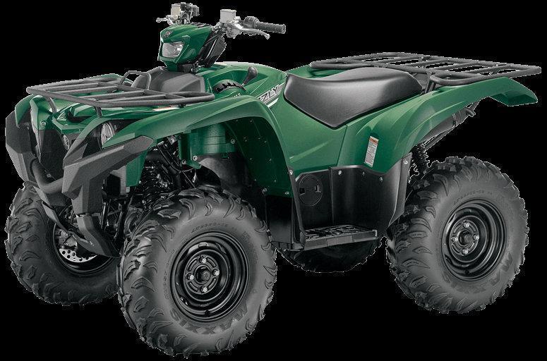 Yamaha GRIZZLY 700 DAE 2017