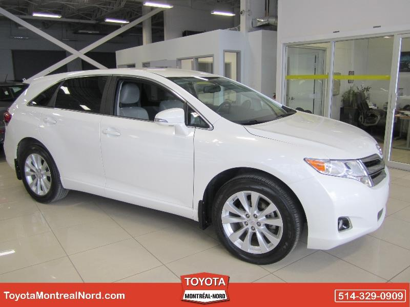 Toyota Venza 2014 LE 2.7L AWD #2470 AT