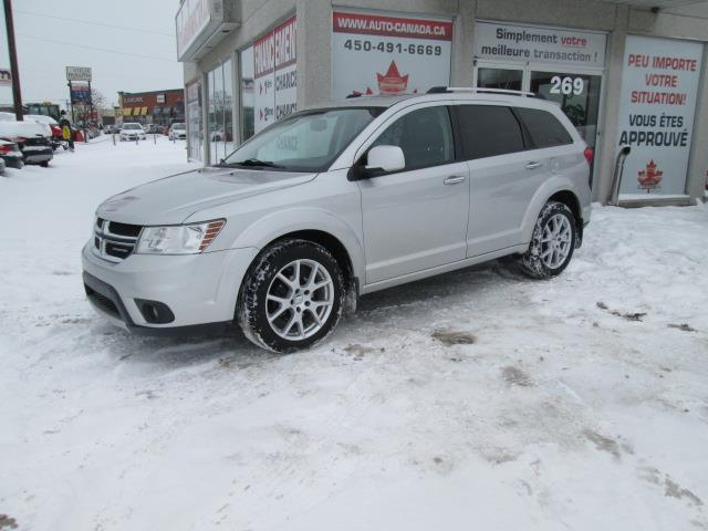 Dodge Journey 2011 R/T,AWD,CUIR,TOIT,MAGS,PUSH STARTCRUISE, GRP ELECT #.AC5845A