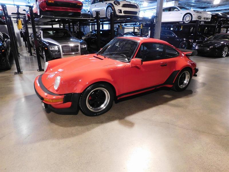 Porsche 930 TURBO 1979 1 OF 806 BUILT!