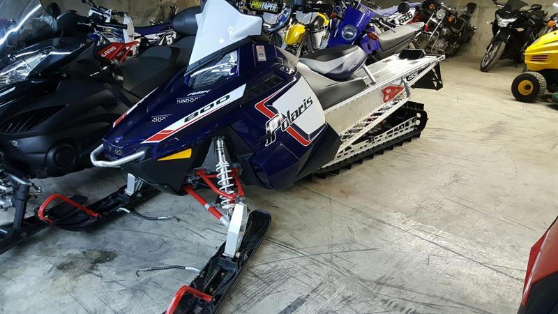 Polaris PRO RMK 800 2013