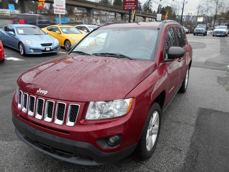2013 Jeep Compass North 4x4 #MM8231