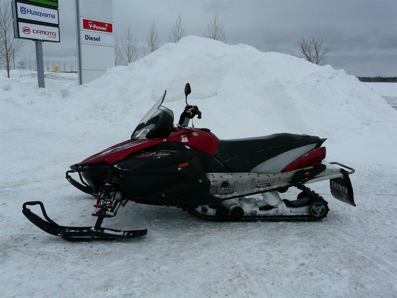 Yamaha Apex Attak 2006