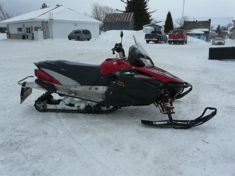 Yamaha apex attak 2006 occasion vendre saint casimir for Miroir yamaha apex